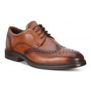 Pantofi business barbati ECCO Lisbon ( Maro/Amber)