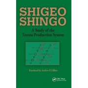 A Study of the Toyota Production System by Shigeo Shingo