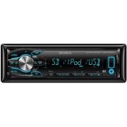 Kenwood Electronics KMM-361SD sintonizador de CD/DVD para el coche Radio para coche (FM, LW, MW, LCD, Negro, SD, 4x 50W)