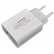 CCF-USB2-AMBM-TR-6 USB 2.0 PRINTER A-plug B-plug, sa feritom 1.8M transparentni PREMIUM