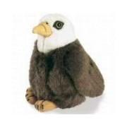 Bald Eagle Audubon - Plush Bird (Authentic Bird Sound)