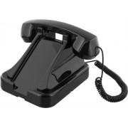 Deltaco telefonhållare smartphone med telefonlur svarsknapp 3,5mm