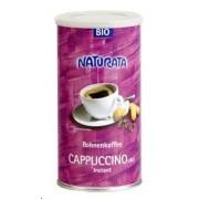 Cafea bio cappucino instant
