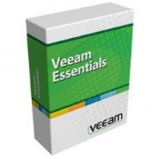 Veeam 2 additional years of Basic maintenance prepaid for Veeam Backup Essentials Standard 2 socket bundle for VMware - Prepaid Maintenance