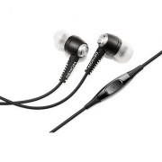 Denon AH-C120MA Studio Quality In-Ear Headphones with 1-Button Smartphone Remote