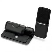Samson Go Mic Portable USB Condenser Microphone, Titanium Black
