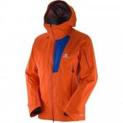 Geaca ski Salomon Qst Charge Gore-Tex 3L-Portocaliu