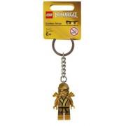 Lego Ninjago: D'or Ninja Porte-Clés