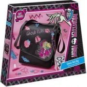 Táska készítő szett Monster High 33902