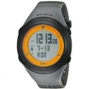 Soleus Unisex SG012-070 GPS Fly Digital Display Quartz Grey Watch