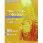 Chiropractic Technique by Thomas F. Bergmann