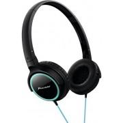 Casti Stereo Pioneer SE-MJ512-GK (Negru/Turcoaz)