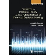 Problems in Portfolio Theory and the Fundamentals of Financial Decision Making by William T. Ziemba
