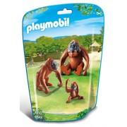 Playmobil - 6648 - Le Zoo - Orangs-Outangs Avec Bébé