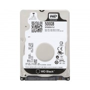 "WD 500GB 2.5"" SATA III 32MB 7.200rpm WD5000LPLX Black"