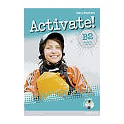Activate! B2 Workbook with key