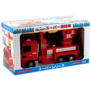 Friction Quon super fire truck (japan import)