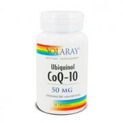 UBIQUINOL COQ-10 50mg 30 Softgels