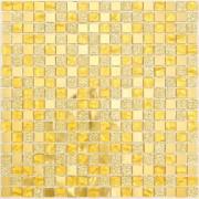 Capri Mosaique pâte de verre Luxe Or
