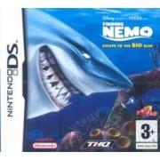 Finding Nemo Escape To The Big Blue Nintendo Ds