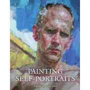 Painting Self-Portraits by Andrew James
