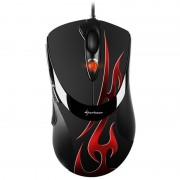 Mouse gaming Sharkoon FireGlider Optical