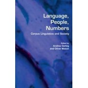 Language, People, Numbers by Andrea Gerbig