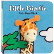 Little Giraffe Finger Puppet Book by Image Books