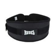 Cinturão Para Musculação - Preto Tamanho G - Rudel