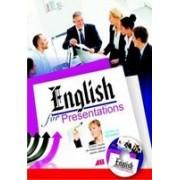 English for Presentation - CD inclus
