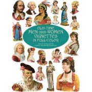 Old-time Men and Women Vignettes in Full Colour by Carol Belanger Grafton