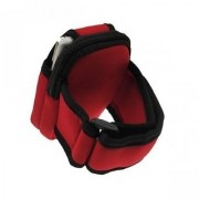 ElementDigital(TM) Lovely Sport Armband for Sumsang Red in Retail Packing