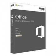 Офис пакет Microsoft Office 2016 Home & Business for Mac ENG, W6F-00952
