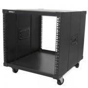 Rack Portátil 9U con Manijas - Gabinete para Servidores