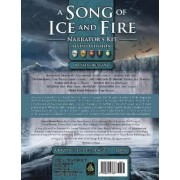 A Song of Ice and Fire Roleplaying Narrator's Kit, Revised Edition by Steve Kenson