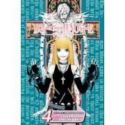 Death Note, Vol. 4 by Takeshi Obata
