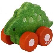 PlanToys - Auto Dino-Stego, auto giocattolo, 6 pezzi (5691)