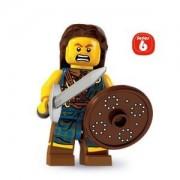 LEGO Minifiguras Coleccionables: Scottish Highland Batallador Minifigura (Serie 6)