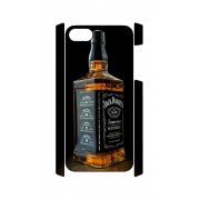 iPhone 5 en 5S Case Jack Daniels fles