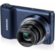 Aparat Foto Digital Samsung WB800 (Negru), Wi-Fi, Ecran touch screen, Zoom optic 21x
