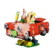 Usavich Pull Back Toy / Mekanenko No. 2 (Japan Import)