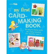 My First Card-Making Book by Cico Kidz