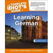 The Complete Idiot's Guide to Learning German by Alicia Muller