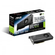 ASUS GEFORCE GTX 1070 TURBO 8GB GDDR5 GRAFIKKARTE 2XDP/2XHDMI/DVI