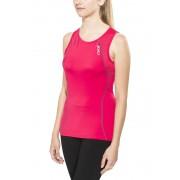 2XU Active Koszulka do biegania różowy Koszulki do biegania bez rękawów