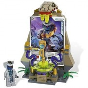 LEGO Ninjago Set #850445 Character Card Shrine Includes 3D Battle Rattla Card