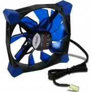 Ventilator Inter-Tech CobaNitrox N-120-B 120mm (LED Albastru)