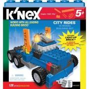 K'Nex City Rides 10 Model Building Set [128 pcs]