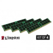 Kingston 128GB DDR4-2133MHz ECC Reg CL15 2Rx4, 4x32GB (KVR21R15D4K4/128)