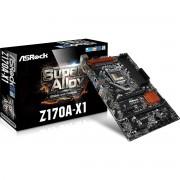 Carte mère ATX Z170A-X1 - Socket 1151 Intel Z170 Express - SATA 6Gb/s - 2x PCI-Express 3.0 16x